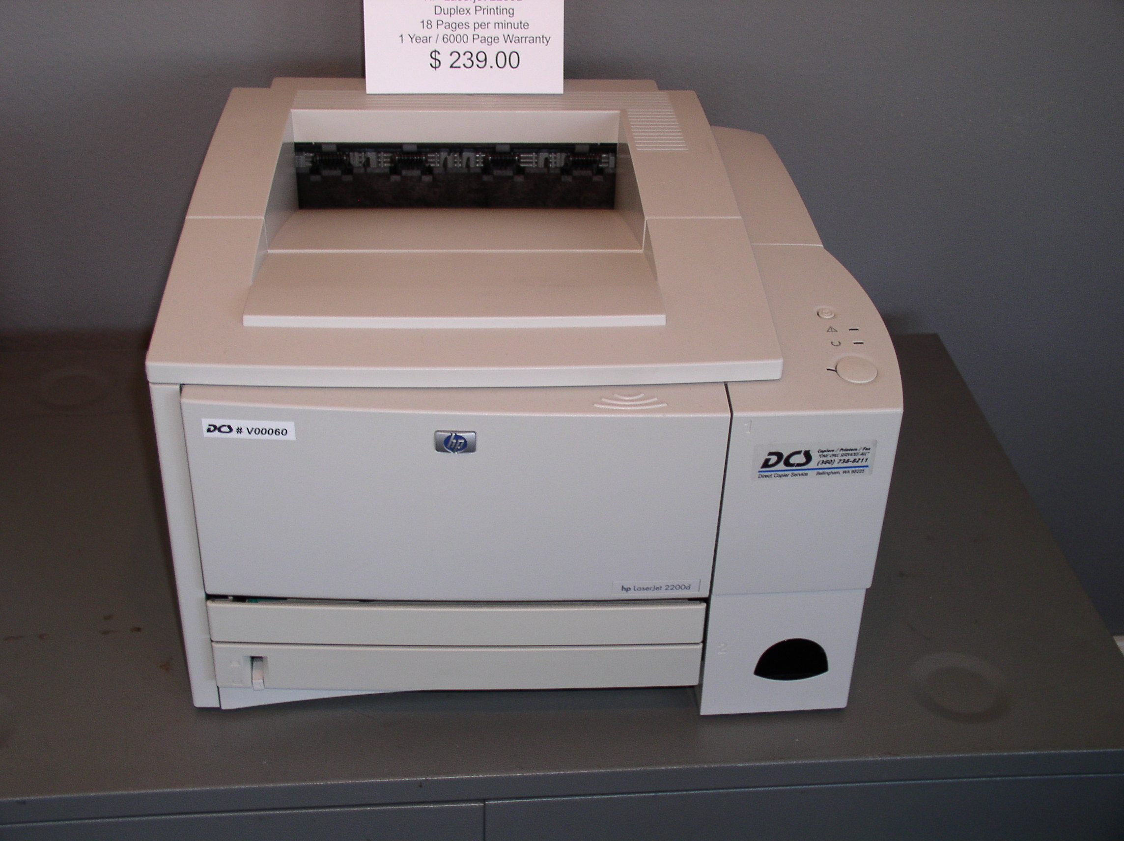 HP LaserJet Printer series